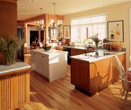 Decora Beadboard Kitchen Cabinets - Grand Cabinets | Grand ...